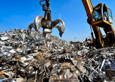 Scrap Metal & Junk Car Services