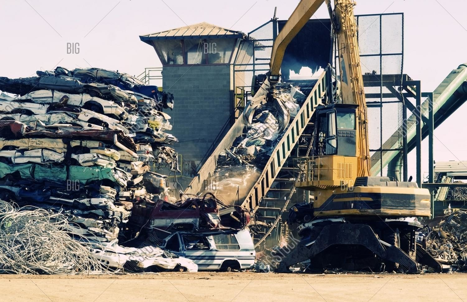 Scrap Metal Recycling PA