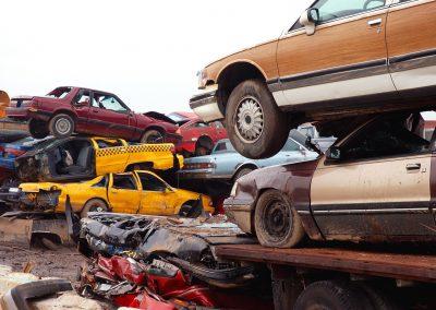 Junk car yard PA
